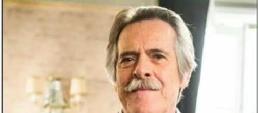 O ator José de Abreu se autoproclama presidente da República (Foto: Facebook)