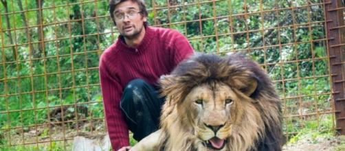 Prasek adquiriu o leão em 2016. (Foto: Zdenek Nemec/Mafra/Profimedia)