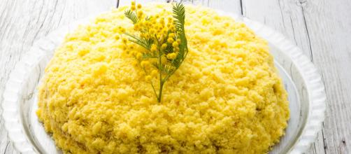 Ricetta torta mimosa per la festa delle donne.