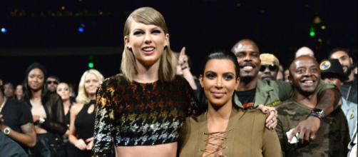 Taylor Swift habla sobre la discusión con Kim Kardashian