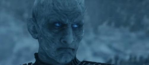 The Night King's true identity possibly revealed in 'Game of Thrones' new photo. - [TheCell8 / YouTube screencap]