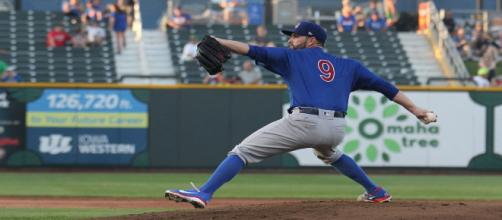 Tyler Chatwood could be the Chicago Cubs' biggest surprise in 2019 [Image via Minda Haas Kuhlmann/Flikr]