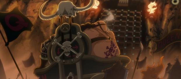 Luffy está en prisión y todo parece tornarse cada vez más dificil