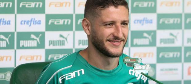 O jogador Zé Rafael (Arquivo Blasting News)