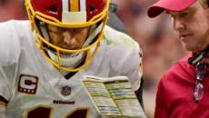 Washington Redskins get new quarterback from Denver Broncos