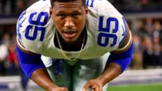 David Irving of Dallas Cowboys quits NFL on Instagram with a lighted joint