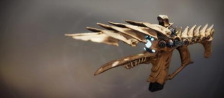 1,000 Voices Exotic Fusion Rifle [Image source: Mtashed/YouTube]