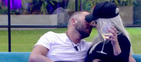 La noche más caliente de Ylenia y Antonio Tejado. / Telecinco