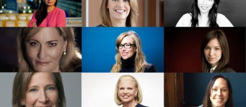 Donne che si sono distinte in vari campi per la loro personalità e il loro operato