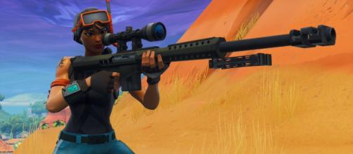 Fortnite Solo vs. Squads record has been broken. Image: Game screenshot