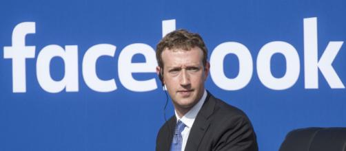 Il CEO di Facebook, Mark Zuckerberg - Google Images API