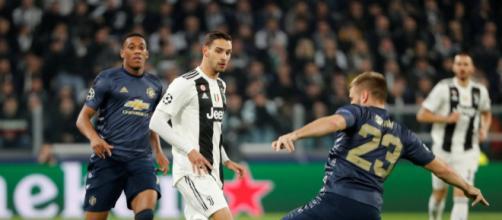Juventus, De Sciglio è in dubbio per la Champions