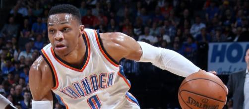 Russell Westbrook ties Oscar Robertson's season triple-double ... - nba.com