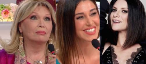 Sanremo young. Amanda Lear vs. tutti. Blasting news