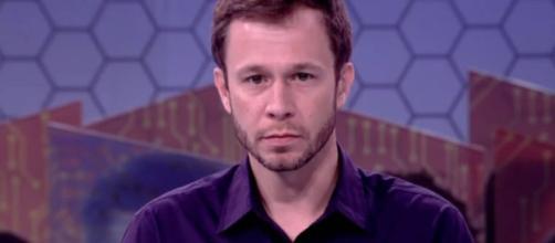 Tiago Leifert anuncia novo Paredão no BBB19 (Reprodução TV Globo)