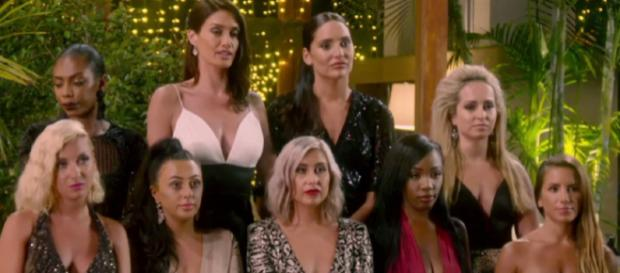 An intense Rose Ceremony after another high tensions Cocktail Party (Image credit: The Bachelor UK/Channel 5)