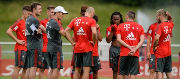 FC Bayern vor USA-Reise: WM-Aus des DFB keine Beeinträchtigung - rotenburger-rundschau.de