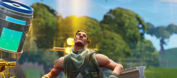 Fortnite bug causes instant elimination. [image credits: in-game screenshot]