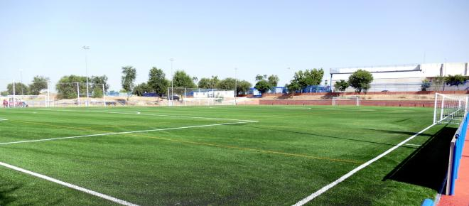 Cuatro detenidos por la construcción del polideportivo de Móstoles