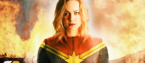 'Captain Marvel' has finally arrived in theaters and it's definitely worth watching. - [Screen Rant / YouTube screencap]