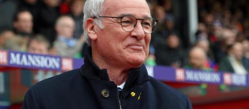 Claudio Ranieri ritorna sulla panchina della Roma