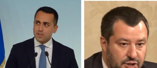Di Maio manda un messaggio a Salvini