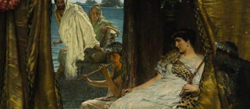 Marco Antonio y Cleopatra | 10 curiosidades de su trágico amor - supercurioso.com