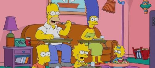 Os Simpsons e suas curiosidades. (Foto: Reprodução/Arquivo Blasting News)