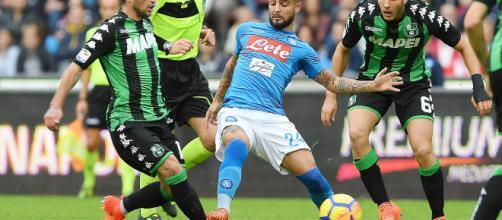 Serie A: verso Sassuolo-Napoli
