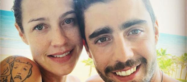 Assessoria da atriz anunciou separação do casal (Reprodução/Instragram)