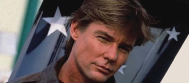 "Jan-Michael Vincent of ""Airwolf"" has died at the age of 74. [Image Studio 10/YouTube]"