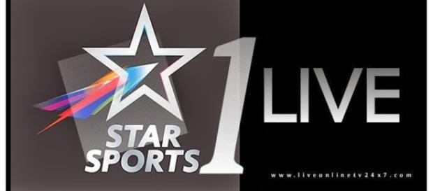Star Sports 1 - Live Stream IndiA vs Australia 4th ODI (Image via Star Sports screencap)