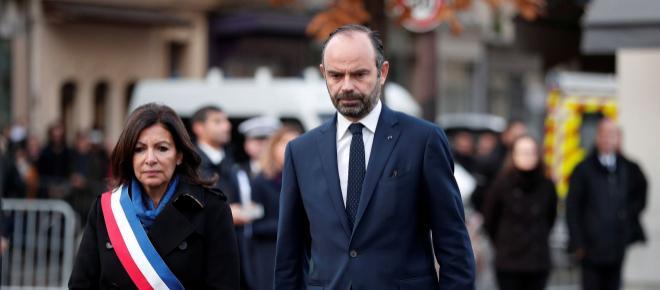 Municipales à Paris : Edouard Philippe tente de calmer le jeu des candidatures