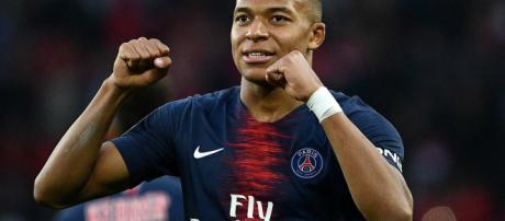 Kylian Mbappé a inscrit le but de la victoire contre Toulouse