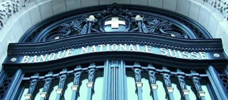 The Swiss National Bank. Photo courtesy of marcokalmann, Creative Commons license