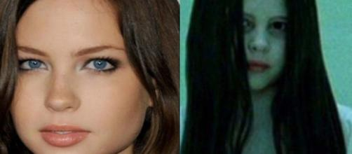 Daveigh Chase. (Reprodução/Instagram/Universal Pictures)