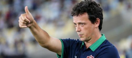 Fluminense acerta mais um reforço. (Divulgação/Lucas Merçon/FFC)