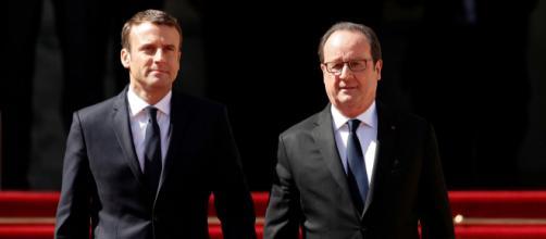 Hollande tacle Macron en prédisant une arrivée de l'extrême-droite au pouvoir