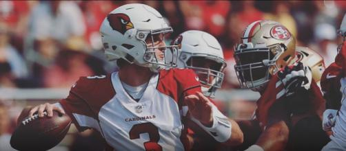 Josh Rosen could be headed to another team. [Image Credit] Yohanis Shay/YouTube