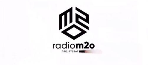 Logo della nuova m2o radiom2o by Albertino