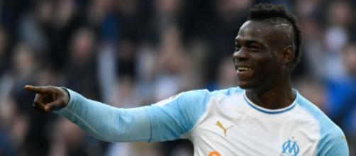 Marseille : du nouveau sur le dossier Mario Balotelli — All Football App - allfootballapp.com
