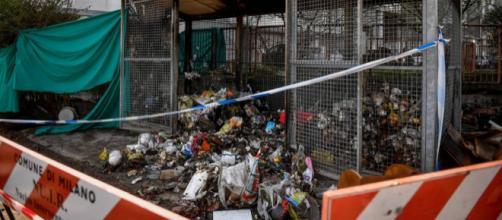 Milano, risolto il giallo del cadavere ritrovato nel deposito dei rifiuti bruciato | ilgiorno.it