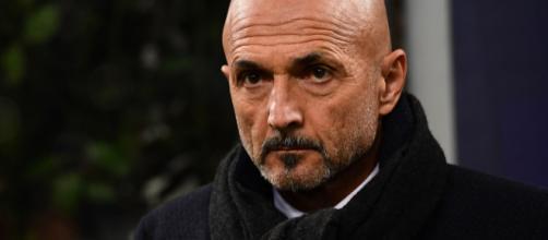Spalletti sbotta in conferenza stampa contro Icardi. foto - fanpage.it