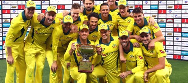 Australia whitewash Pakistan 5-0 (Image via The RealPCB/Twitter)