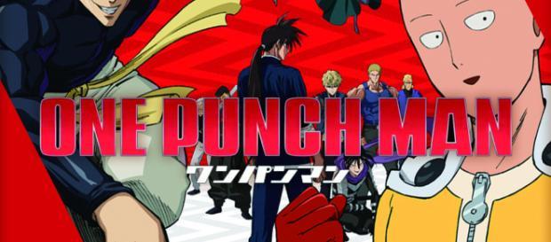 One-Punch Man: poster de la segunda temporada