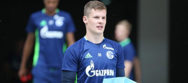 ONLY GERMANY Alexander Nübel Schalke 04072016 - Goal.com - goal.com