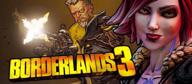 Borderlands 3 fans think the game is coming in October