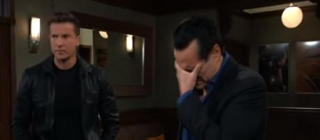 Jason gets scary news, and Oscar is facing death. [Image Source: General Hospital-YouTube]