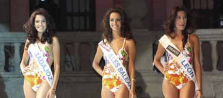 Vuelve a organizarse el concurso de Miss España