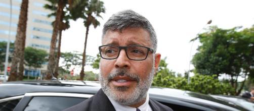 Alexandre Frota critica Olavo de Carvalho. (Arquivo Blasting News)